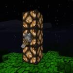 Фонарь, Redsone lamp