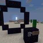 Порталы в minecraft