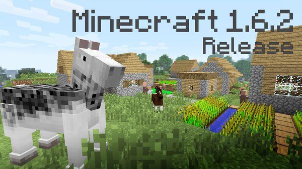 Игра Minecraft 1.6.2