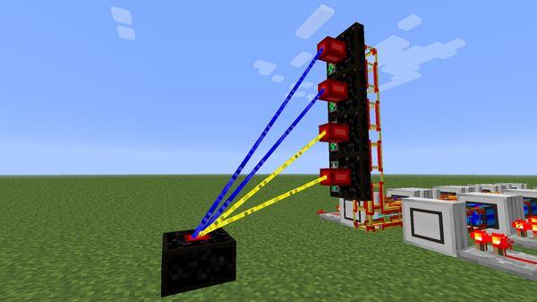 Лазеры и сборочный стол в Buildcraft