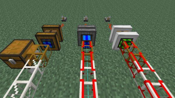 Двигатели Buildcraft