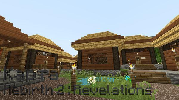 Карта Rebirth 2 Revelations