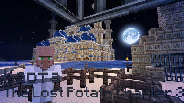 Карта The Lost Potato Chapter 3